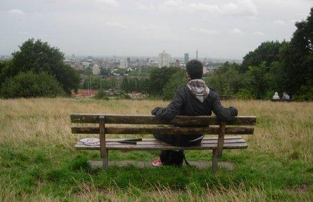 Las mejores vistas de Londres (III) Parliament Hill