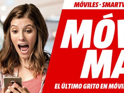 Nuevo folleto Móvil Manía en MediaMarkt: las 9 mejores ofertas
