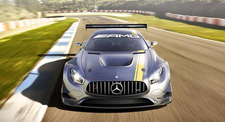 Mercedes-AMG GT3: filtradas las primeras imágenes