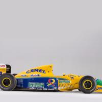 Tener un F1 conducido por dos campeones del mundo ahora es posible si ganas esta subasta