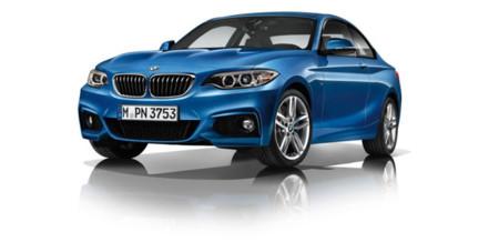 BMW Serie 2 Coupé: deportividad en formato pequeño