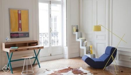 Original colección de muebles y complementos para el hogar de la firma francesa HARTÔ