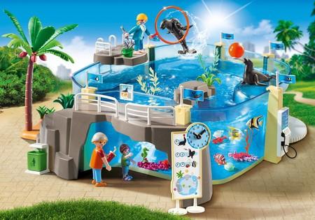 Dónde comprar más barato el Acuario de Playmobil por internet en España