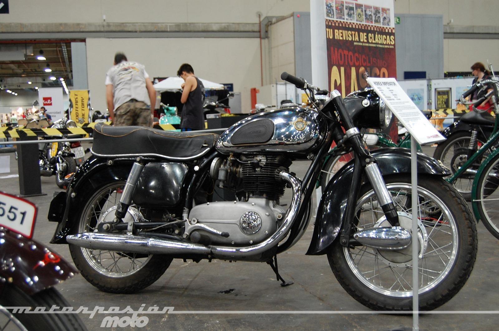 Foto de Mulafest 2014, exposición de motos clásicas (11/35)