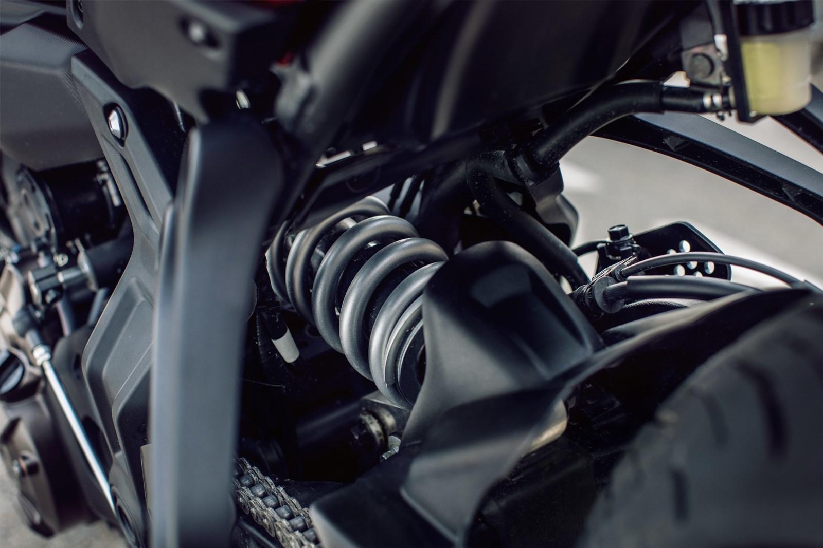 Foto de Yamaha Tracer 700 Estudio y detalles (10/28)