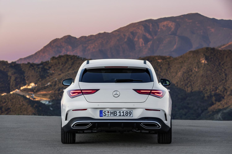 Foto de Mercedes-Benz CLA Shooting Brake 2019 (7/49)