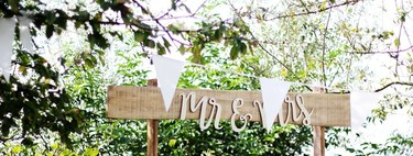 Te damos las siete claves para montar las bodas en jardines que se viralizarán en Instagram
