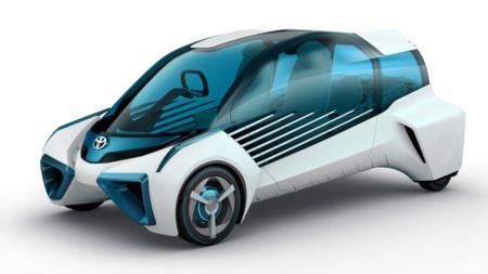 Toyota Fcv Plus 001