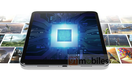 Se filtran más detalles y fotos de la LG G Pad 5: cámara de 8 megapíxeles y batería de 8.200 mAh entre sus características