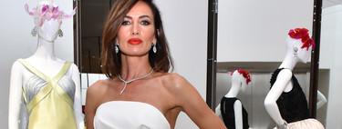 Nieves Álvarez protagoniza el cambio de look más radical y se pasa al pelo afro con flequillo