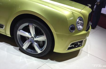 Bentley Mulssane