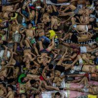 Lo que esta dolorosa foto de una cárcel filipina cuenta sobre el atrofiado sistema judicial del país