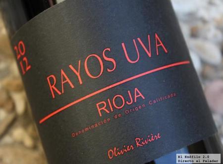 Un Rioja de hoy en día: Rayos Uva 2012