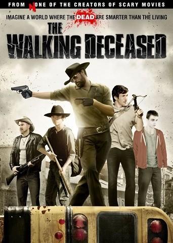 'The Walking Deceased', tráiler y cartel de la parodia cinematográfica de 'The Walking Dead'