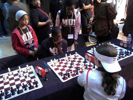 Actividades extraescolares, ajedrez