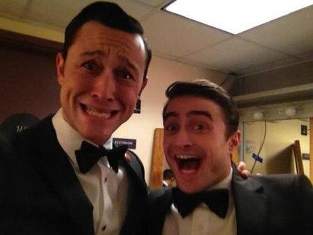 ¡Cómo se lo pasaron detrás del escenario en los Oscars 2013!