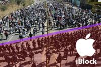 Una patente de Apple podría permitir deshabilitar remotamente sus dispositivos en una manifestación