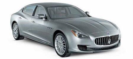 Primeras imágenes filtradas del nuevo Maserati Quattroporte (actualizada)