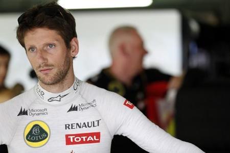 """Romain Grosjean piensa en el futuro: """"al final del día lo que quieres es ganar carreras"""""""