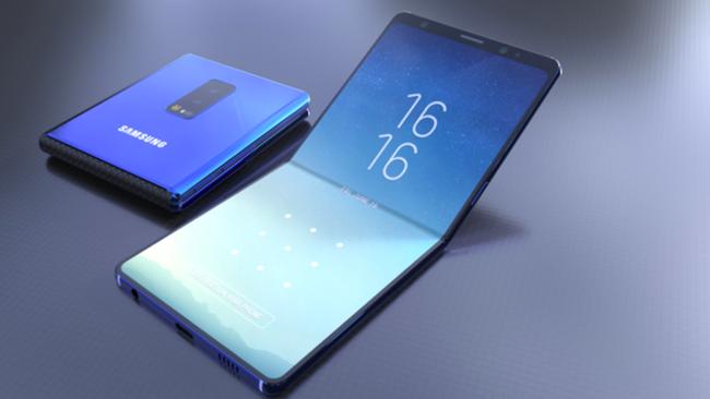 El esperado teléfono con pantalla flexible de Samsung lo veremos el próximo año, según WSJ