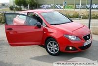 SEAT Ibiza e Ibiza SportCoupé, prueba (parte 3)