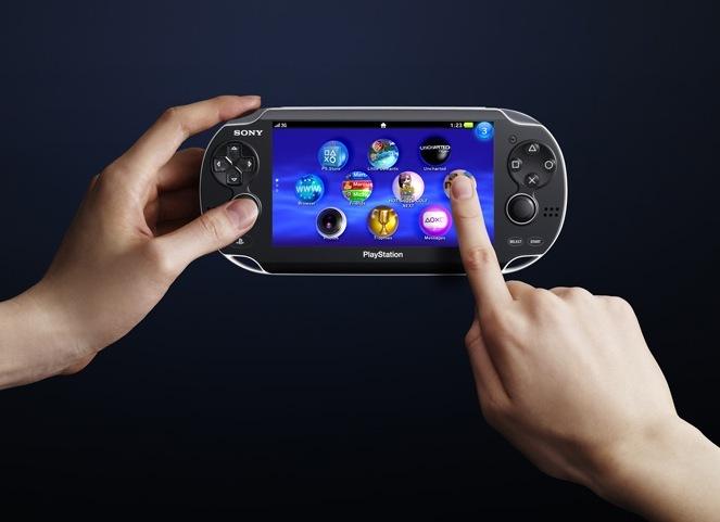 Foto de NGP, la nueva portátil de Sony. PSP 2 (6/7)
