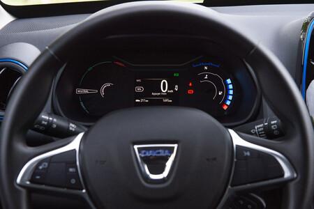 Dacia Spring cuadro