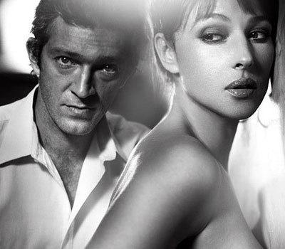 Monica Bellucci y Vincent Cassel