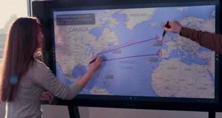 Surface Hub recién llegaría a sus compradores el primero de enero de 2016