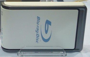 [CES 2007] HP bd135, grabadora de Blu-ray