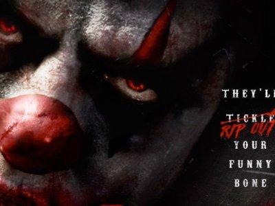 'ClownTown', tráiler de una película que te hará pasarlo muy mal si tienes coulrofobia
