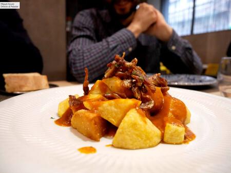patatas bravas la tajada madrid