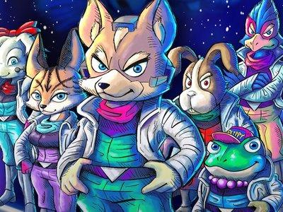 El manual online de StarFox 2 es un viaje a los años 90 en todos los sentidos