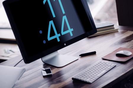 Esta utilidad te permite tener las esferas de watchOS como salvapantallas del Mac