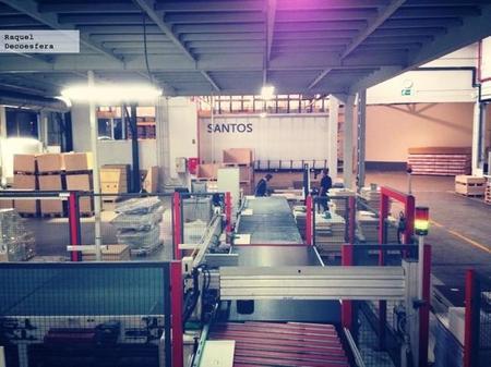 ¿Sabes cómo se fabrica una cocina de tendencia, elegante y funcional? Visitamos la fábrica de SANTOS