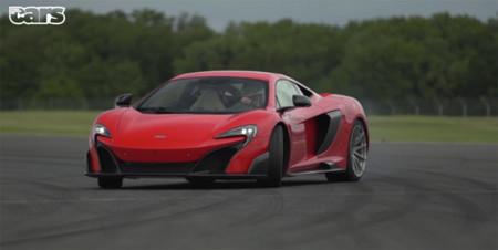 Chris Harris, el McLaren 675LT y otro vídeo de esos que no te debes perder