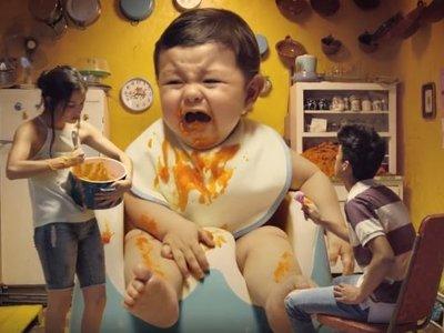 """""""Todavía estás muy chico para algo tan grande"""", la creativa campaña mexicana para prevenir el embarazo adolescente"""