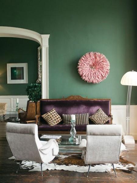 Verde Esmeralda Salon