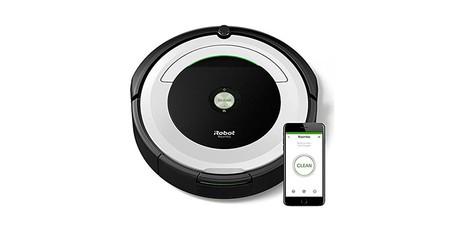 De nuevo, el Roomba 691 en Amazon te sale por sólo 429 euros