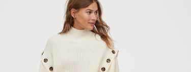 H&M nos resuelve los looks de oficina del otoño con estos vestidos, faldas y pantalones de vestir