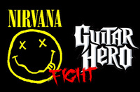 Nirvana Vs. 'Guitar Hero 5', ¡Fight!