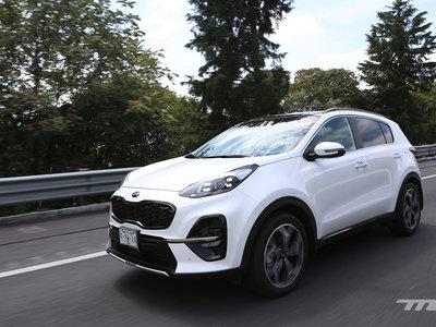 Manejamos el KIA Sportage 2019: antes que un 'facelift', es un 'techlift'