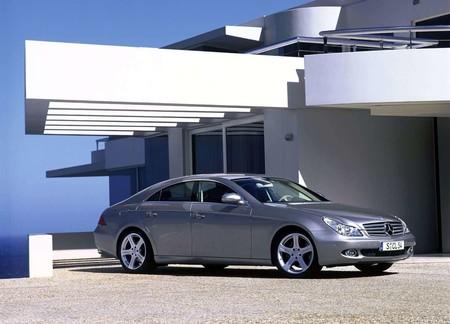 Mercedes Benz Cls500 2005 1600 02