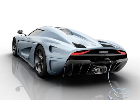 Record De Velocidad Koenigsegg Regera 3
