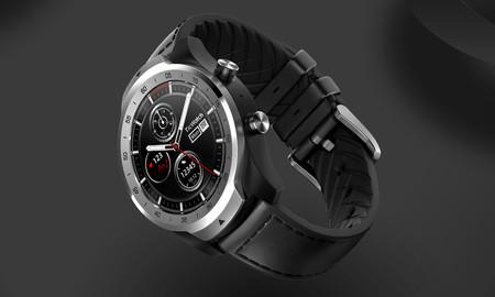 TicWatch Pro: un reloj Wear OS con segunda pantalla para prolongar su batería hasta 30 días