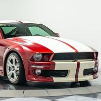 Tractorri: un doloroso Frankenstein entre Ford Mustang y Lamborghini Gallardo de 700.000 euros, en venta