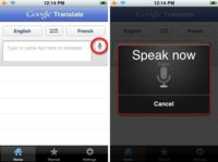 Google lanza la aplicación nativa de Google Translate para iOS