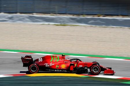 Sainz Espana F1 2021
