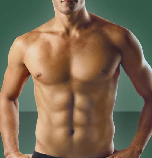 Deshacerse de la grasa del vientre en los hombres