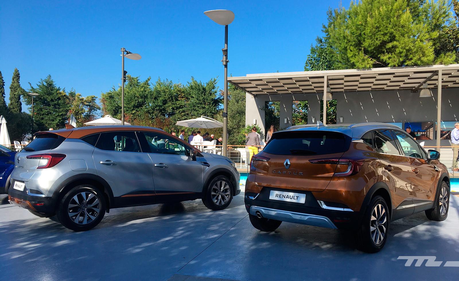Foto de Renault Captur 2020: primera prueba (22/29)